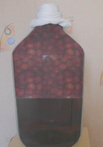 Вишнёвка, вишневое вино - YouTube